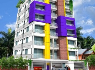 Luxurious flat at cheapest price in Basundhara
