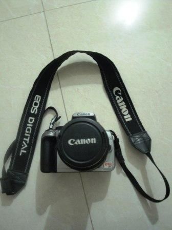 Canon Rebel XT | ClickBD large image 0