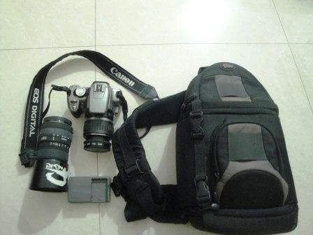 Canon Rebel XT | ClickBD large image 1