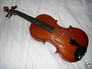 Indian Acustic Semi electric Violin