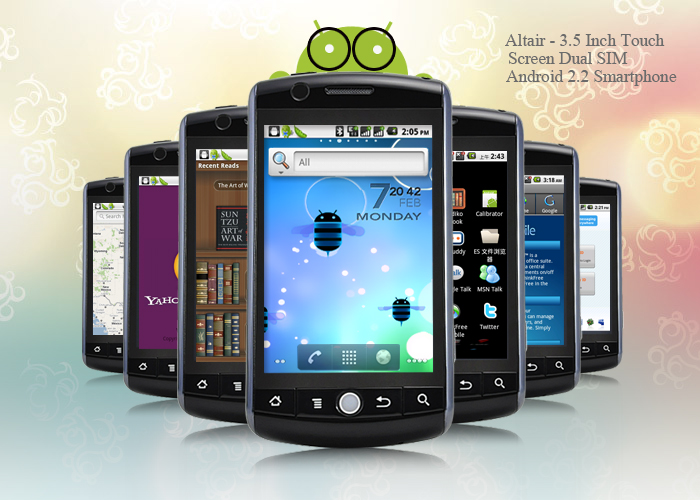 High Quality Dual SIM Android 2.2 | ClickBD large image 2
