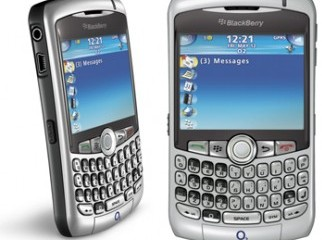 Blackberry 8320 Business phone