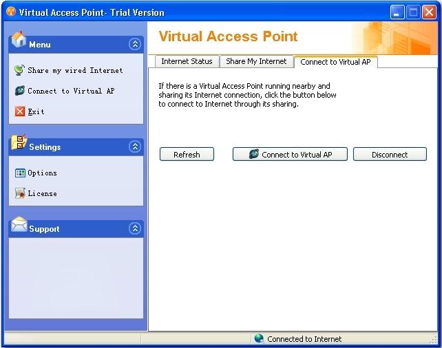 Turn ur Laptop into A Wifi-HotSpot - 01756812104   ClickBD