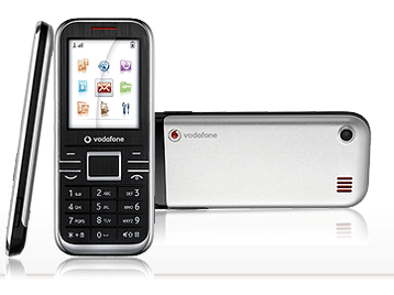 Vodafone 540 Brand New with Warranty NSR  | ClickBD large image 0