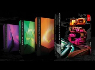 Adobe CS5 Master collection 2 DVD