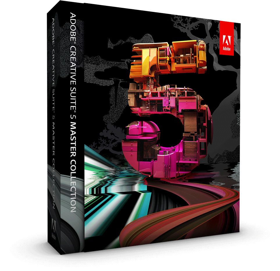 Adobe CS5 Master collection 2 DVD  | ClickBD large image 0