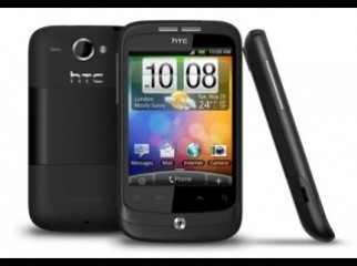 Htc Wildfire From UK