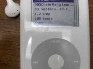 Apple iPod Classic 20GB