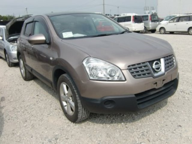 2007 NISSAN DUALIS GOLDN 2.0L GLASS ROOF HID ALLOY | ClickBD large image 0