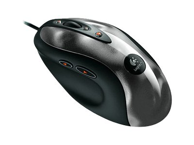 Logitech MX 518 Gaming-Grade Optical Mouse - 8-btn | ClickBD large image 0