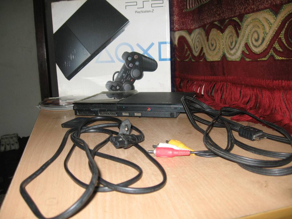 A playstation 2 for sell | ClickBD large image 1