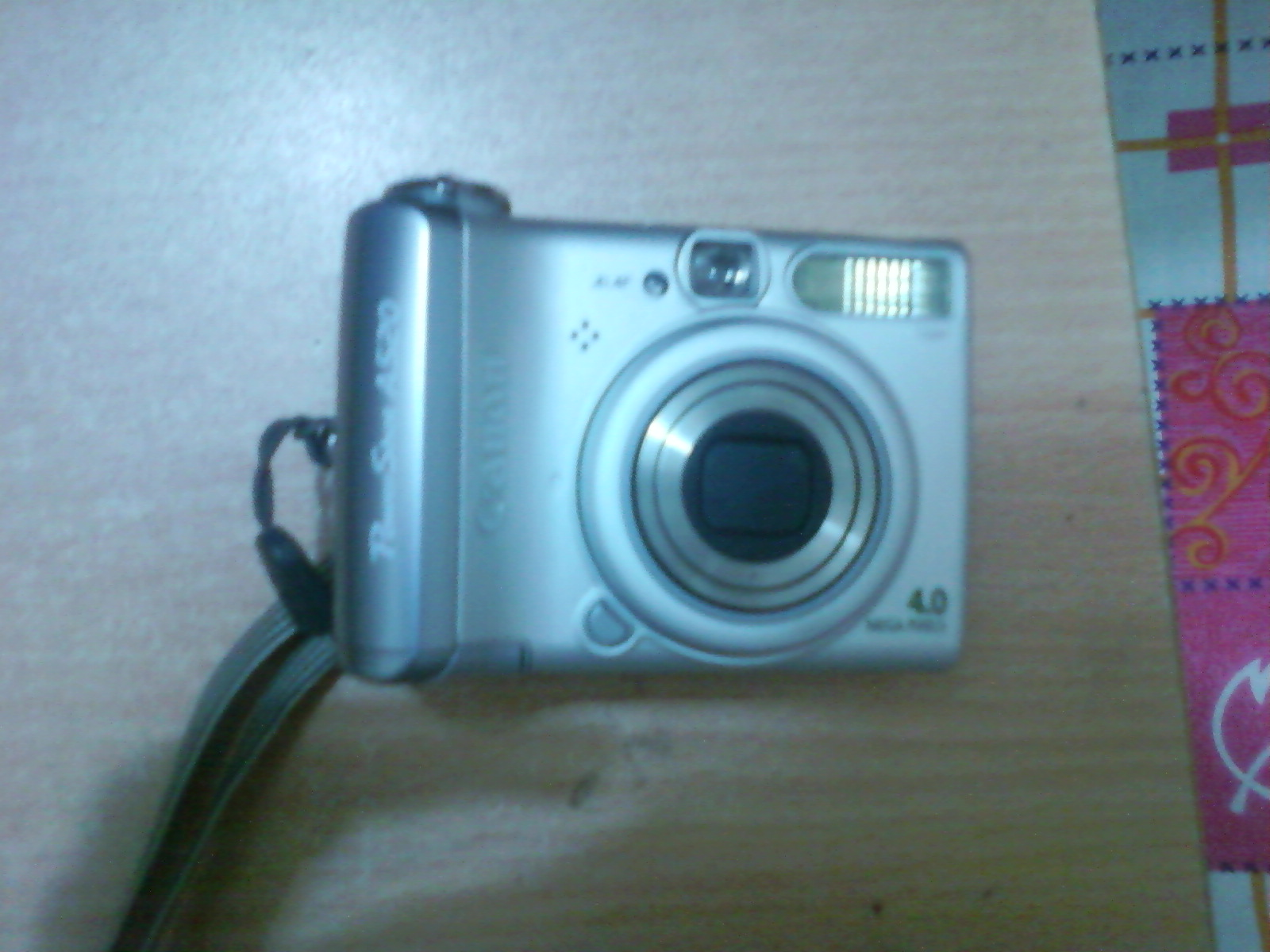 A CANON 520 model camera for sell | ClickBD large image 0