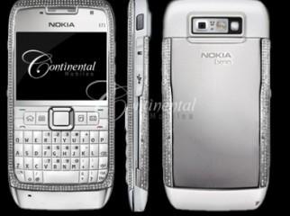 Nokia E71 White Version 12150 taka Finlland