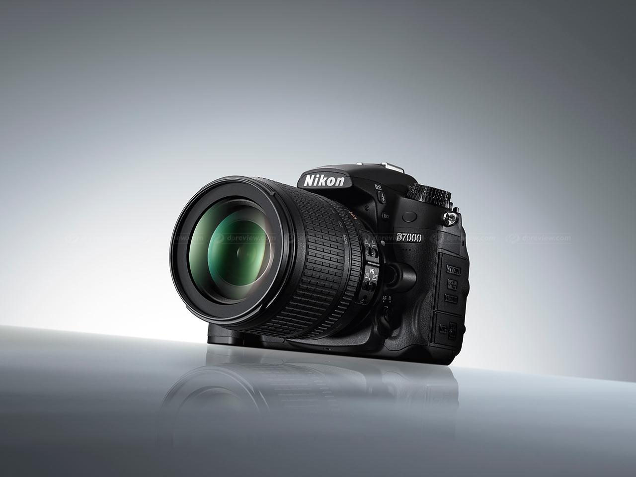 Nikon d7000 with 18-105vr kit lense | ClickBD large image 0