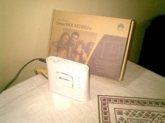 Huawei SmartAX MT882a ADSL Modem