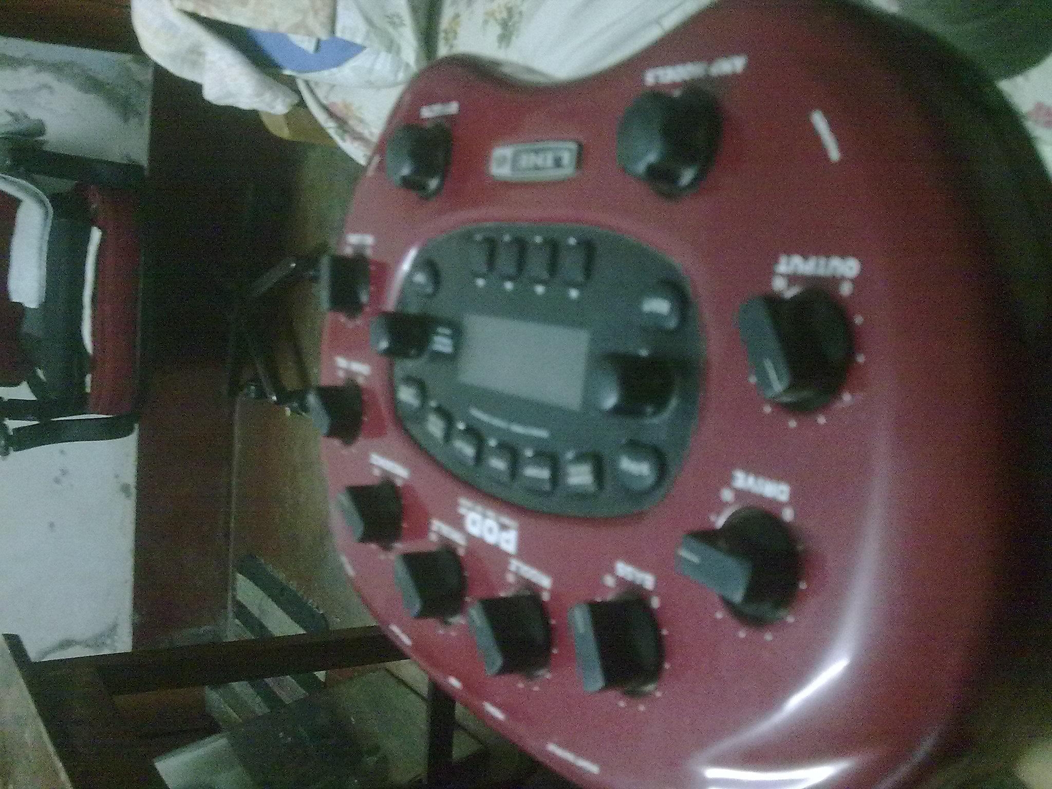 guitar processor pod xt good condition | ClickBD large image 0