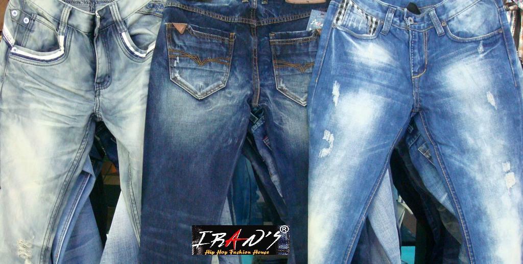 Imported Designer Jeans Pant | ClickBD large image 1