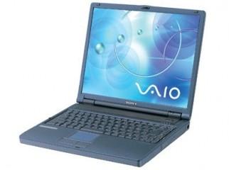 Sony Vaio PCG-9N1N comes from saudi arab