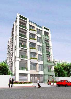 ready flat in uttara | ClickBD large image 0