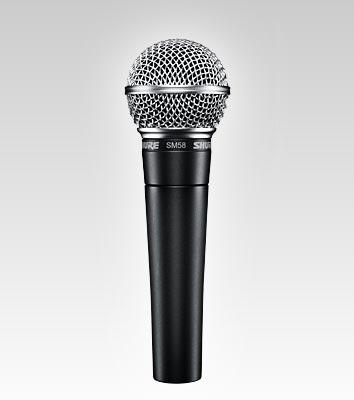 Shure SM58S Vocal Microphone | ClickBD large image 0