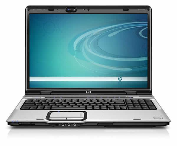 هندسة السيارات: توصيفات و تعريفات لاب توب HP DV9000 لجميع الأنظمة