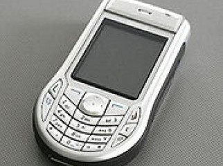 Nokia 6630 at only 3000