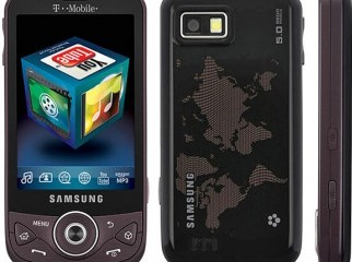 SGH T939 Behold 2 Android 1.5 OS 5 Megapixel WiFi