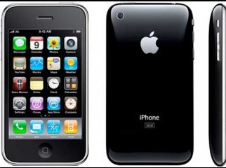 iPhone 3GS 16GB Black Factory Unlocked V 4.3.3