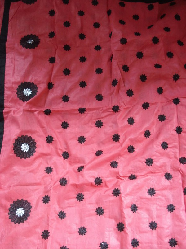 Cotton Embroidery 3 pcs unstitch | ClickBD large image 2