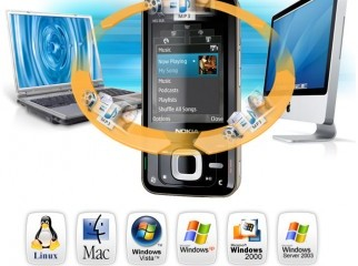 Xchenge ur DaTa Mobile to PC by WiFi - 01756812104
