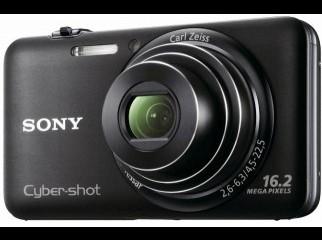 Sony Cyber-shot DSC-WX7 3D 16.2 M.P Digital Camera