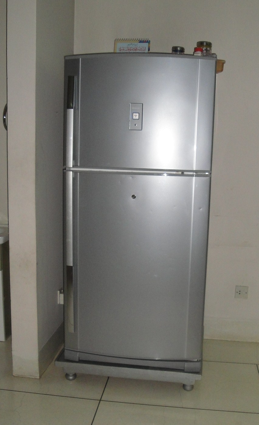 Sharp Refrigerator very good condition  | ClickBD large image 0
