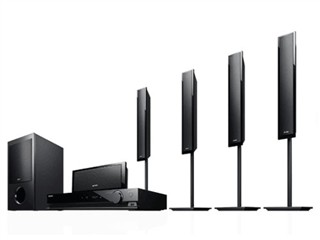 Sony DVD Home Theatre System DAV-TZ710 | ClickBD large image 0
