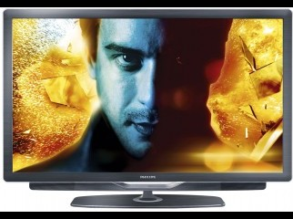 PHILIPS LED 3D TV 40 Inch 9705 5 years warranty