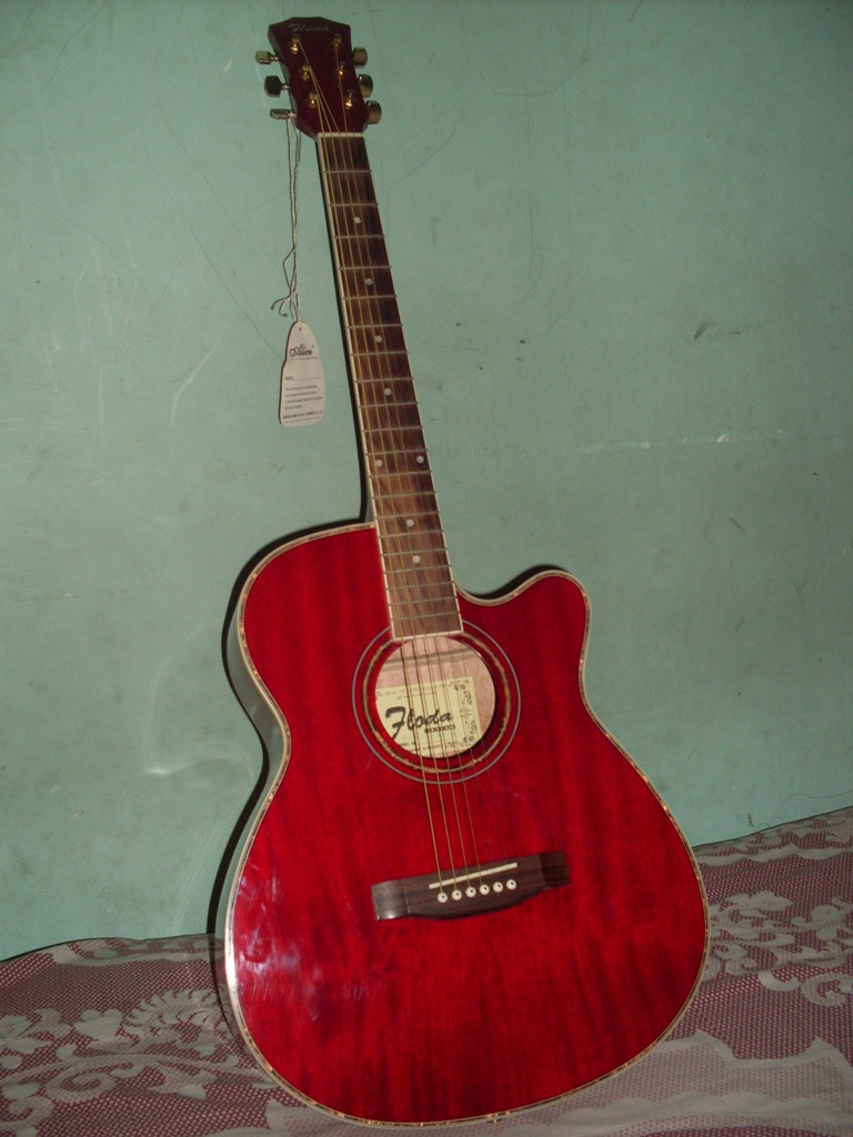 Floda Acoustic Guiter | ClickBD large image 0