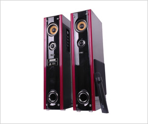 Speaker Home Theatre 10500W With FM W Karaoke S | ClickBD large image 0