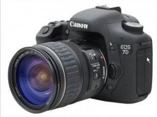 Canon EOS7D 9 months warranty from JAN ASOCIATE