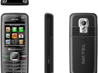 New looking Nktel mobile set