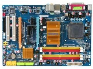 Thermaltake MaxOrb CPU Cooler Gigabyte N650SLI MB