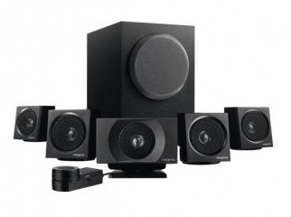 new Creative 5.1 T6200 hometheater at low price...