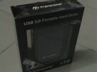 Transcend 1 TB HDD for sale