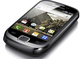 Galaxy Fit. OS Android 2.2 Memory 4GB Camera 5MP.