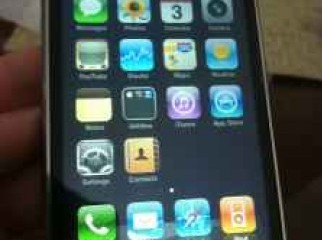 Apple Iphone 3G 8GB in very good condition