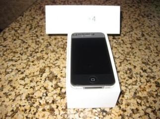 Apple iPhone 4 - 32GB - Black New Unlocked