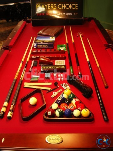 Brand New Pool Table And Accessories ClickBD - Brand new pool table