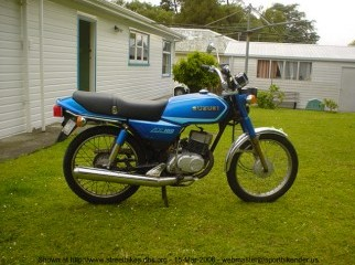 SUZUKI AX 100 for sale JAPAN urgent sale