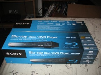 Sony S 360 Bluray player