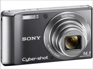 NEW SONY W370 14.1.7xzoom CAMERA CALL-01711315629