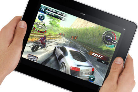 16 GB APPLE IPAD For SALE 3G WIFI Original CASE | ClickBD large image 1