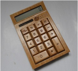 Bamboo Calculator | ClickBD large image 0